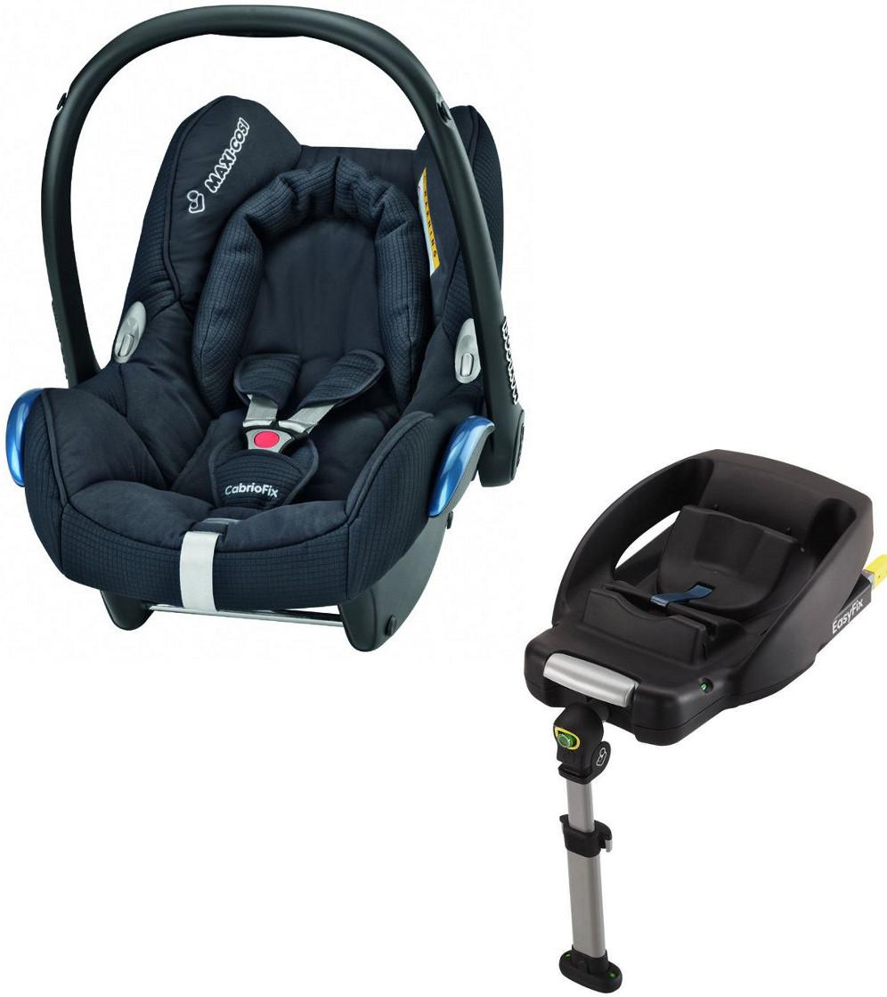 Maxi-cosi Cabriofix Group 0+ Baby Car Seat Black Raven Maxi Cosi Cabriofix Isofix Maxi Cosi Cabriofix Group