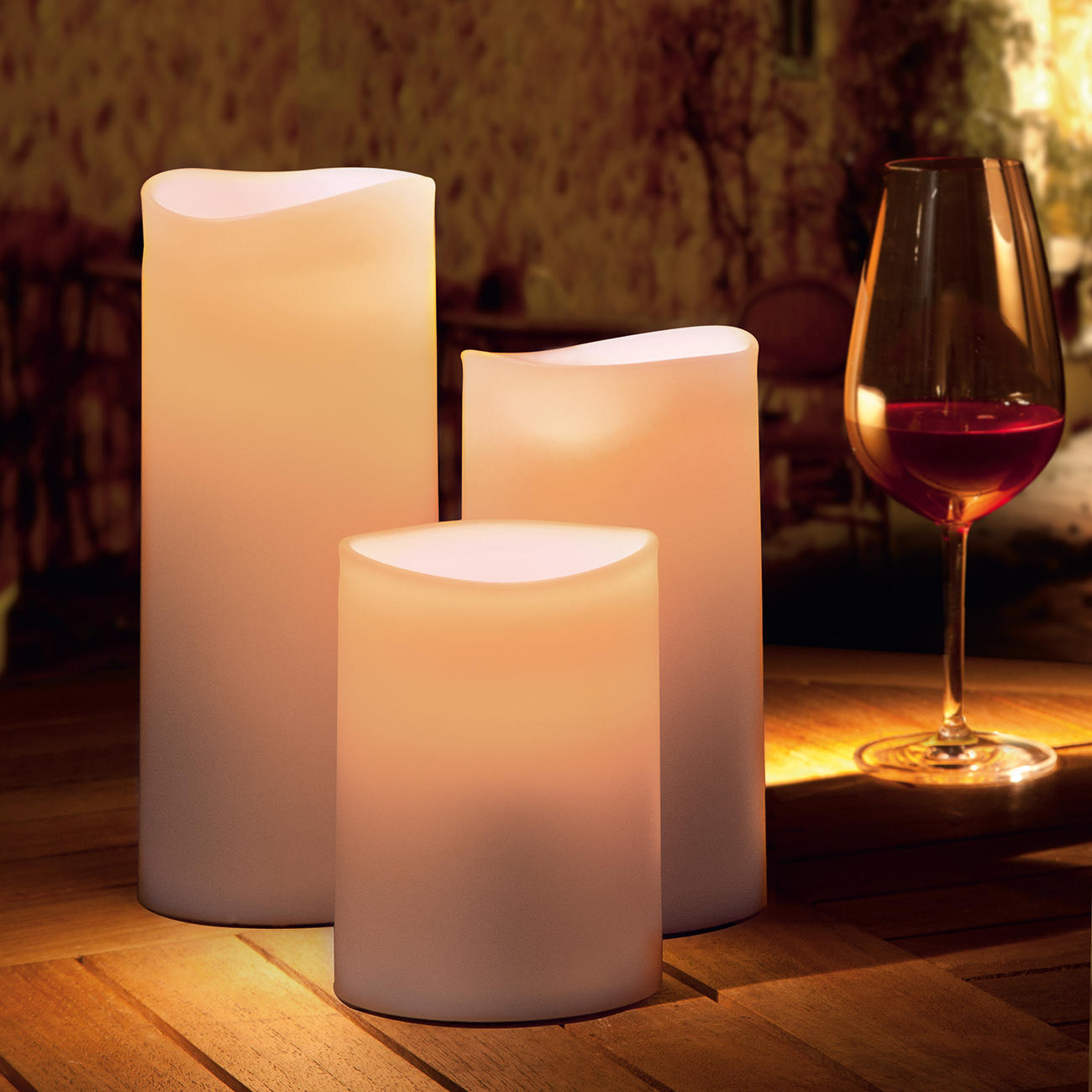 Outdoor Led Kerzen Outdoor Led Candle 3 Year Product Guarantee