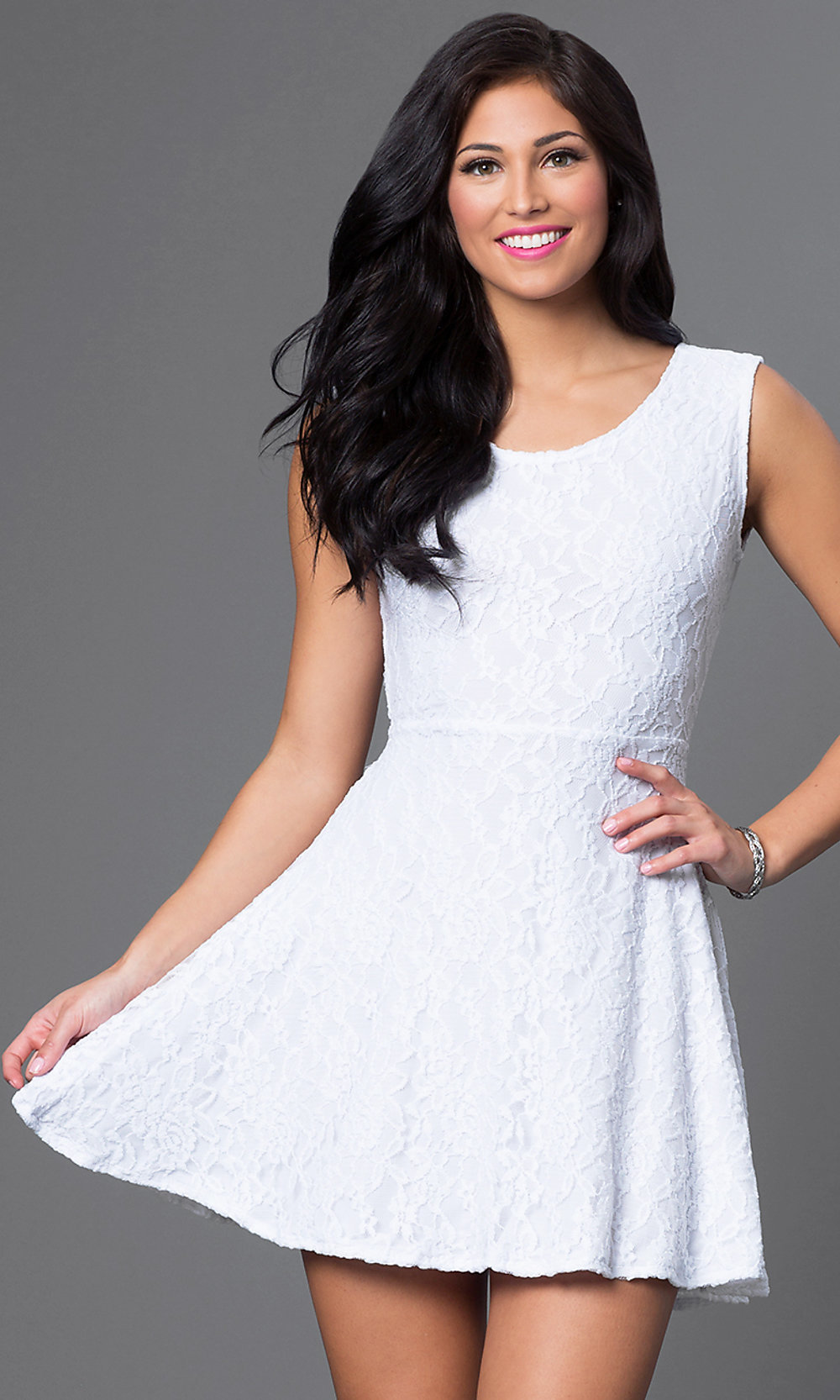 Fullsize Of Short White Dresses