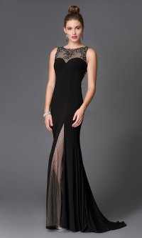 Celebrity Prom Dresses, Sexy Evening Gowns - PromGirl ...