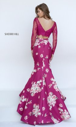 Small Of Floral Prom Dresses