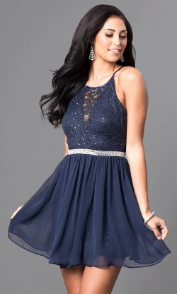 Pretentious Hover To Zoom Short Navy Blue Lace Homecoming Dress Promgirl Navy Blue Cocktail Dress Forever 21 Navy Blue Cocktail Dress Dillards