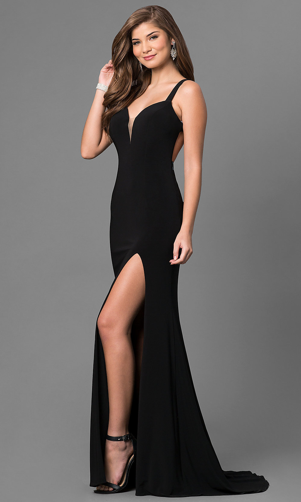 Fullsize Of Prom Dresses Black