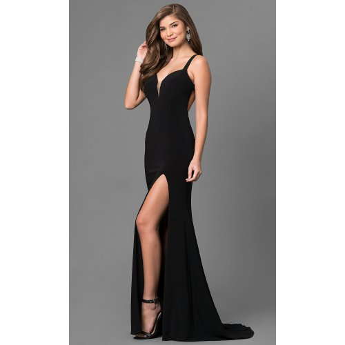 Medium Crop Of Prom Dresses Black
