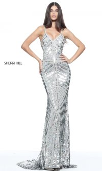 Celebrity Prom Dresses, Sexy Evening Gowns - PromGirl: SH ...
