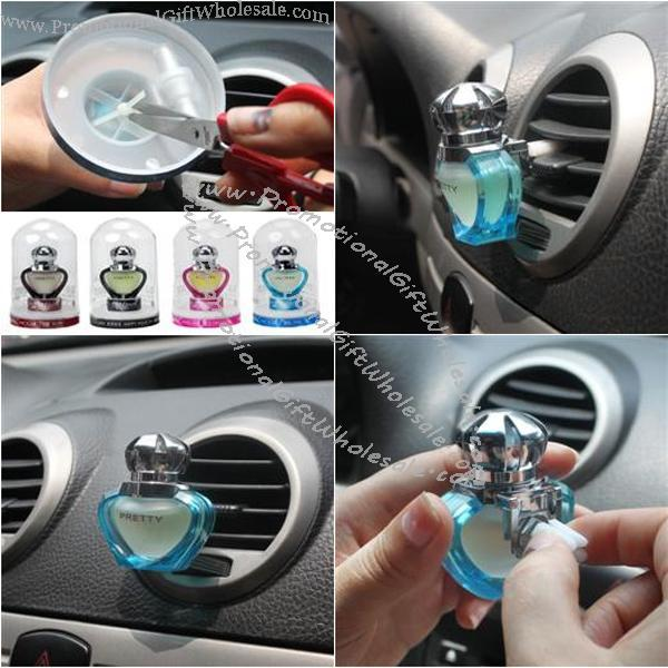 China Pen Suppliers Unique Car Air Freshener Liquid Perfume Diffuser Factory