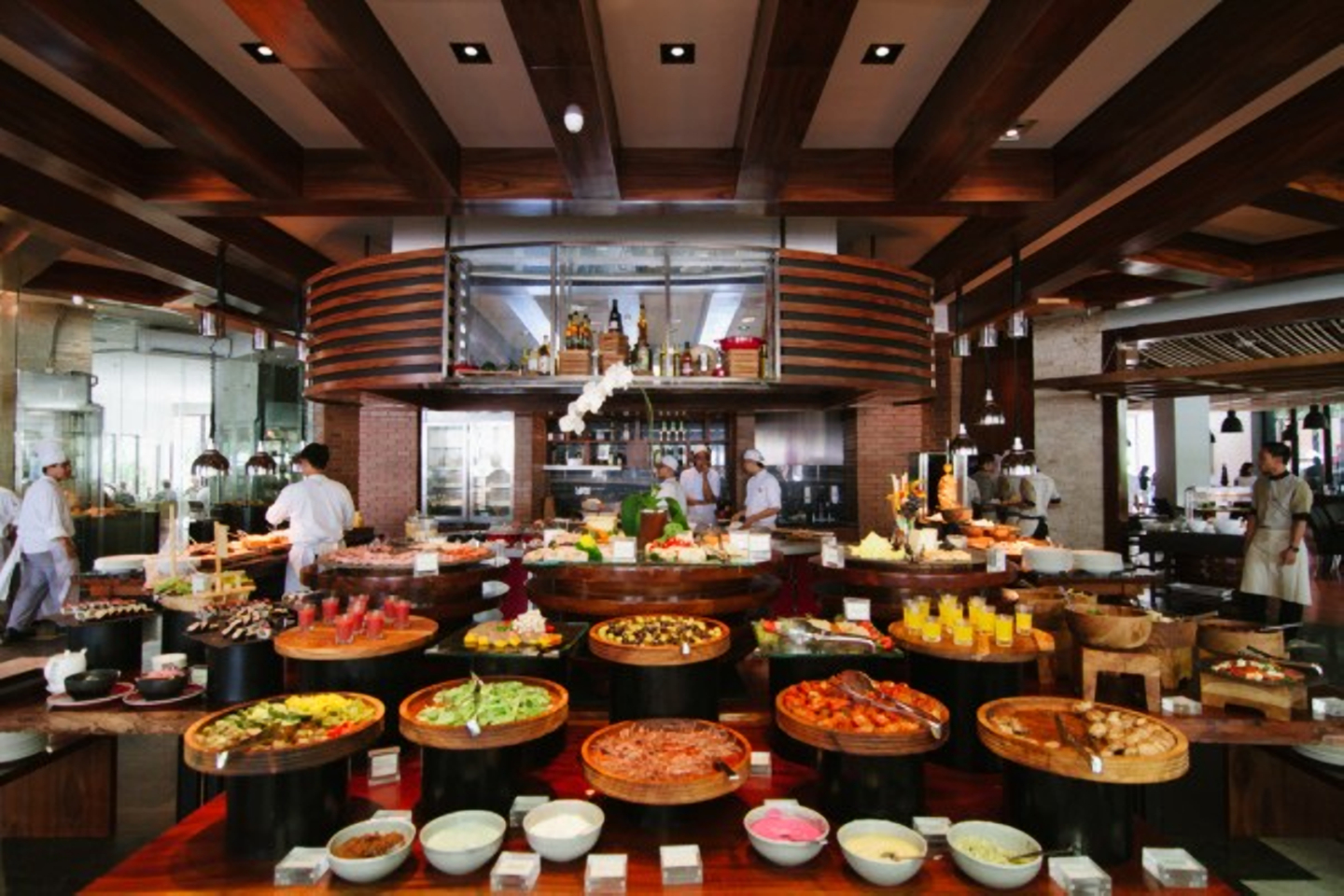 Cucina Sofitel Nusa Dua 8 Places In Bali With The Best Brunch Concept