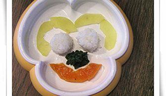 【1y~1y3m】副食品:甜軟易入口的木瓜