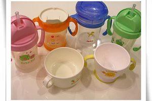 便宜好用的喝水練習杯。2+4款喝水練習杯PK