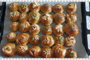 用麵包機做派對麵包\小餐包