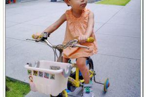『我要去騎腳踏車!』⊕2.6ys