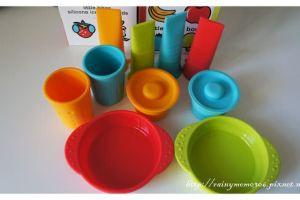 【試用】美國Kinderville寶寶矽膠餐具