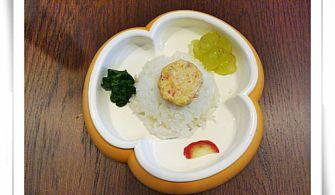 【1y~1y3m】副食品:蓮霧、美生菜