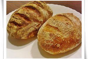 【1y3m~1y5m】副食品:小麥初體驗之麵線與自製歐式麵包