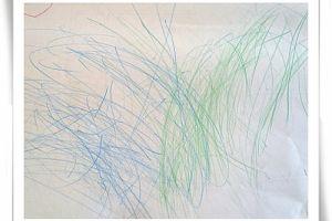 小雨的第一階畫筆~神奇畫毯、酷蠟石、Baby Color