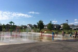 【加拿大見聞】公園裡的遊樂場Playgrounds in the Parks