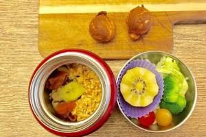 【便當日記】#7等不及研究下週菜單 Bento #7