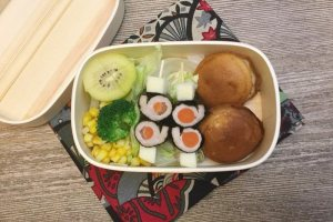 【便當日記】#65冬至 Bento #65  Winter Solstice