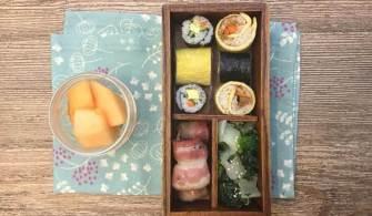 【便當日記】#66聊寒假 Bento #66 About Winter Vacations