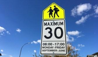 加拿大旅記 聊學童的交通安全About Traffic Safety