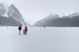 加拿大旅記。小風五歲生日&艾莎的國度Real Frozen World