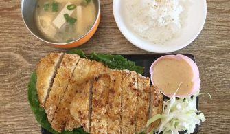 氣炸鍋日式炸豬排Air Fryer Donkatsu Pork Cutlet