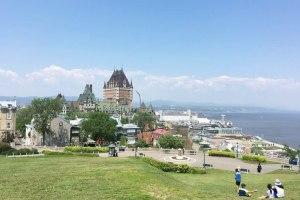 加拿大旅記。魁北克My Trip to Quebec