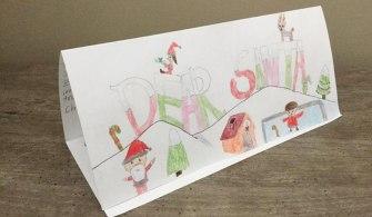 加拿大旅記。寫信給聖誕老人Write a Letter to Santa