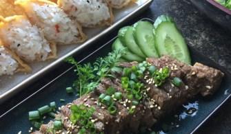 低醣食譜-台式家常滷牛肉