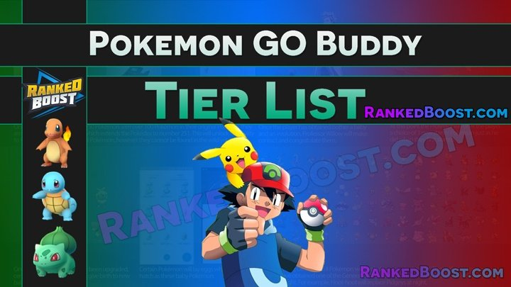 Pokemon GO Buddy Candy Distance Tier List Evolution Requirements