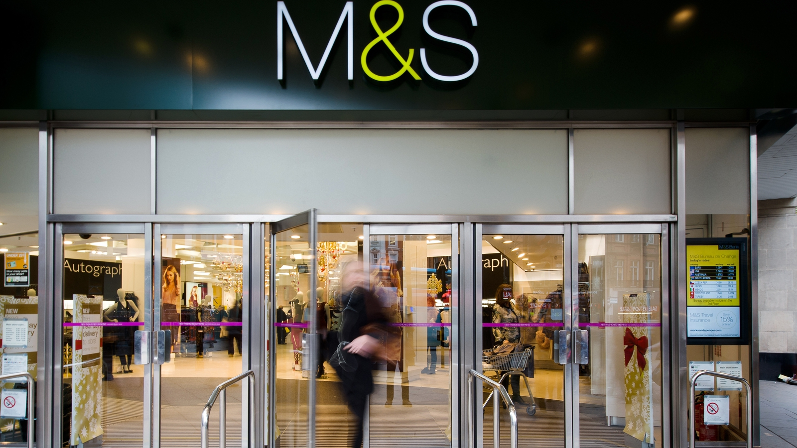 Stores Bureau Over 1 000 Jobs At Risk As M S Announces Store Closures