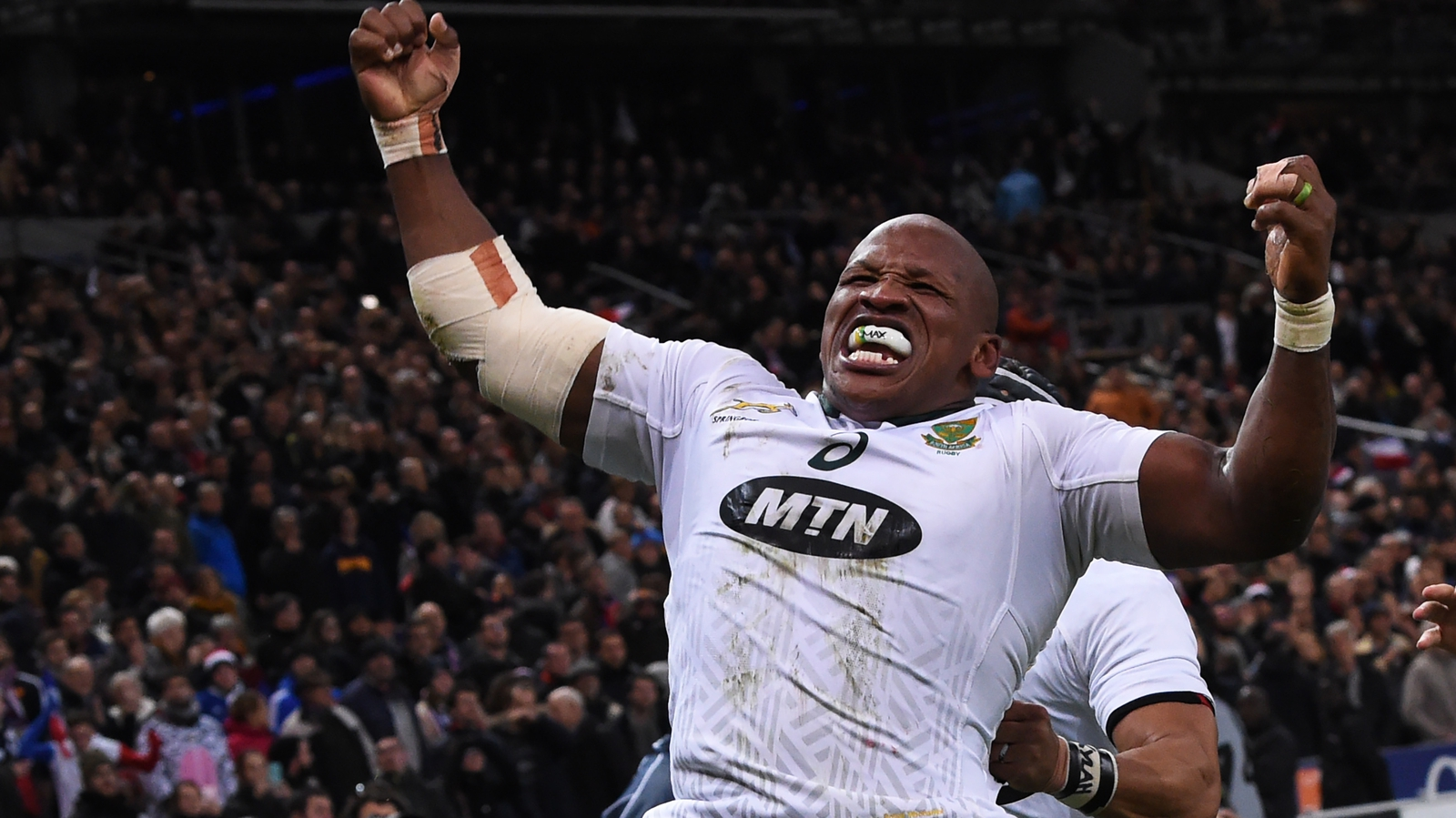 Springbock Hocker Springboks Snatch Last Gasp Victory Against France