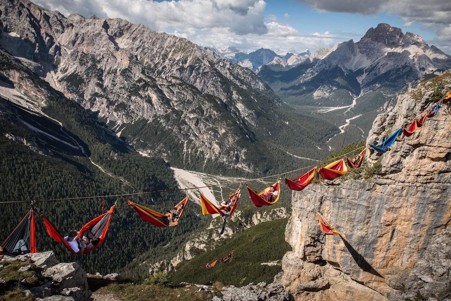 12 Great Places To Hang Your Hammock Red Bull