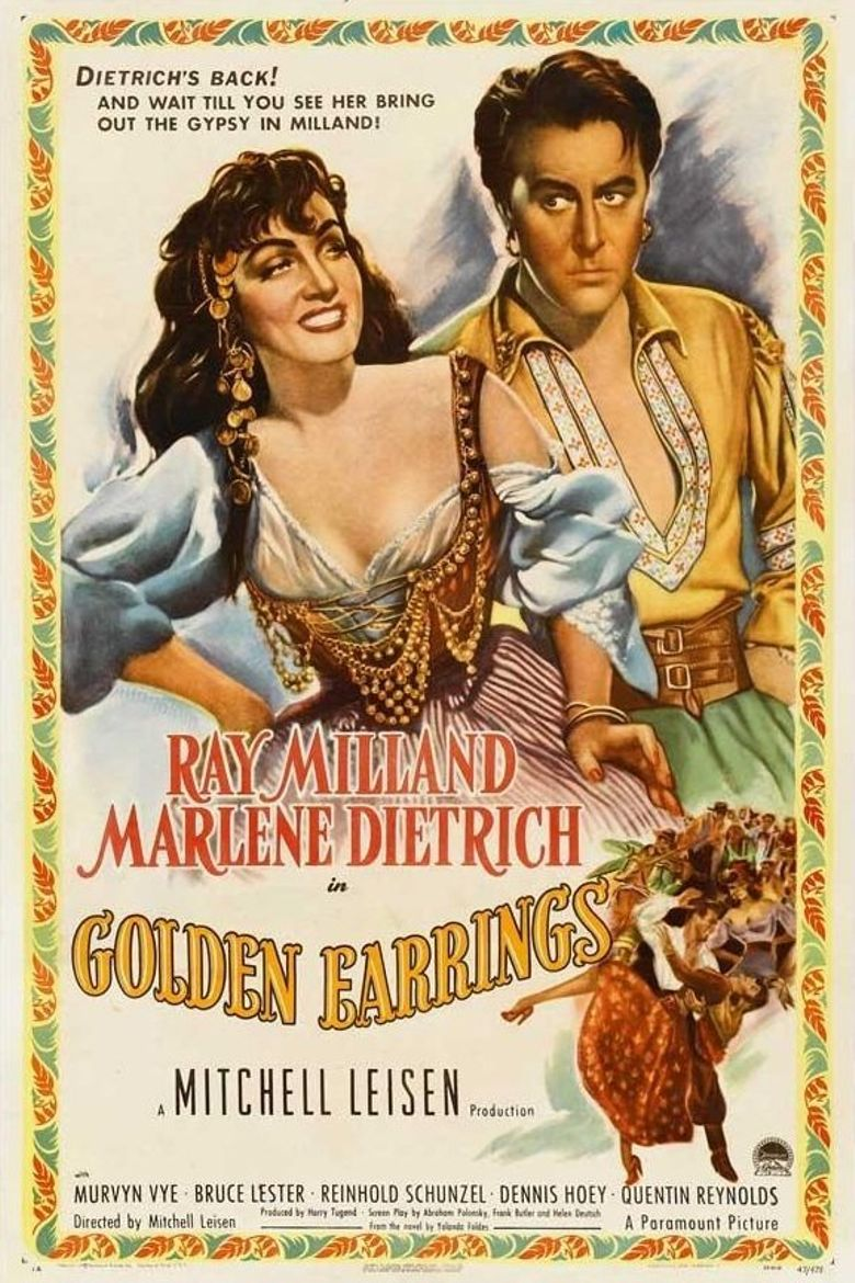La Chambre Ardente Streaming Golden Earrings 1947 Where To Watch It Streaming Online Reelgood