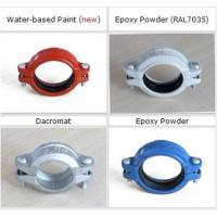 RIGID COUPLING -DUCTILE IRON GROOVED PIPE FITTING with ...