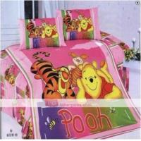 Winnie The Pooh Twin Bedding with certificate of Winnie ...