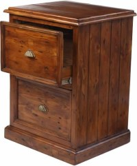 2-Drawer Filing Cabinet with certificate of Wood File ...