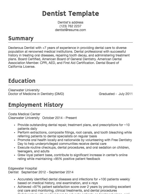 Physician Consultant Resume Good Luck With The Family