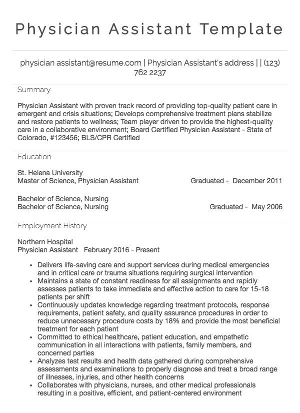 30+ Nursing Resume Examples  Samples - Written by RN Managers