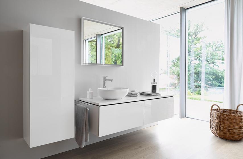 Minimalistisches Bad   5 Tipps \ Ideen REUTER Magazin   Badezimmer Ordnung