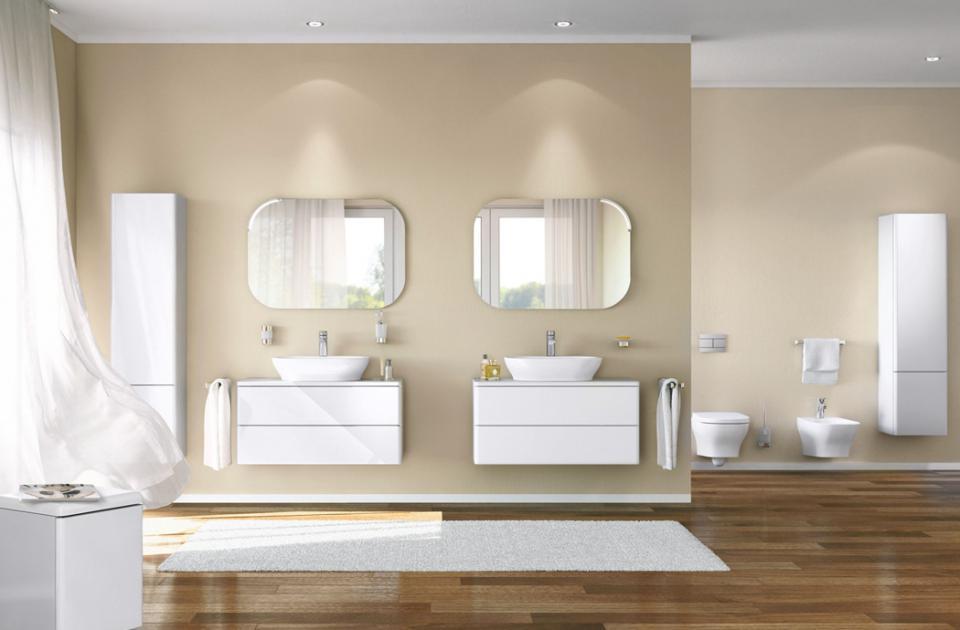 Badgestaltung - Ideen und Inspirationen bei REUTER - weies badezimmer modern gestalten
