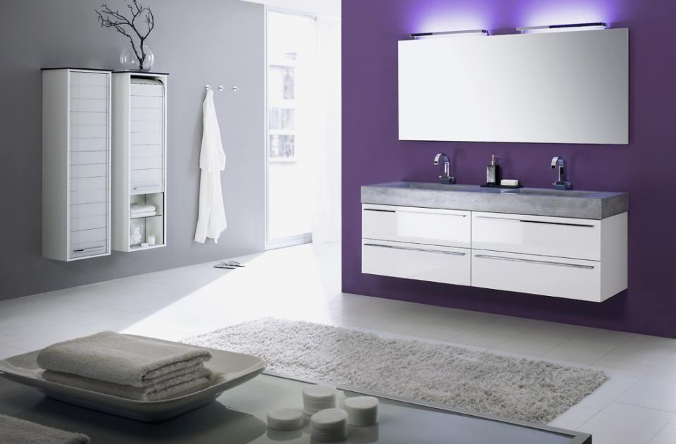 Badgestaltung   Ideen Und Inspirationen Bei REUTER   Badezimmer 2x4m