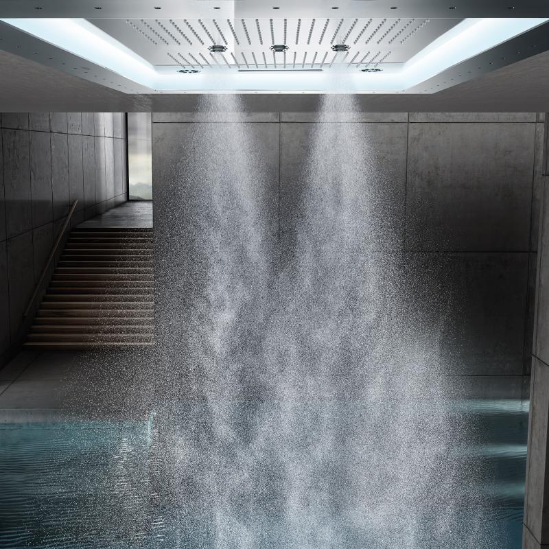"Led Kaufen Grohe Rainshower F-series 40"" Aquasymphony Deckenbrause 6"