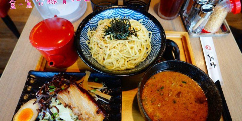 【食記*台北】ATT 日本鹿兒島 麵家三士拉麵/沾麵  霸氣炙叉燒