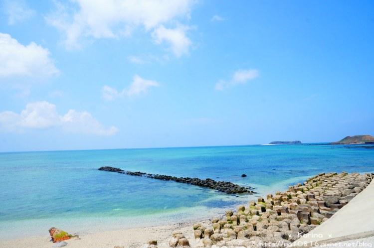 【遊記*澎湖】 東海的鳥嶼花香 潮間帶冒險與神秘的魚乾小店