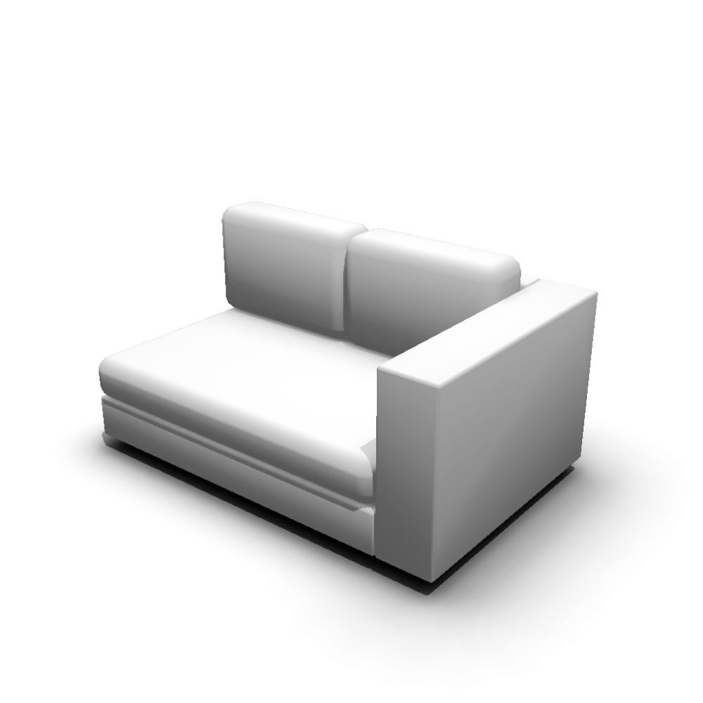 2er Sofa 2er Sofa Right Hand Design And Decorate Your Room In 3d