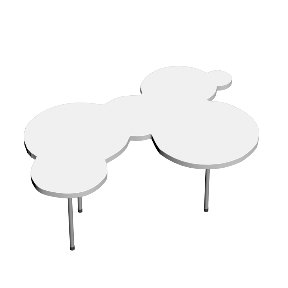 Fashion For Home Couchtisch Cloud Coffee Table Design And Decorate Your Room In 3d