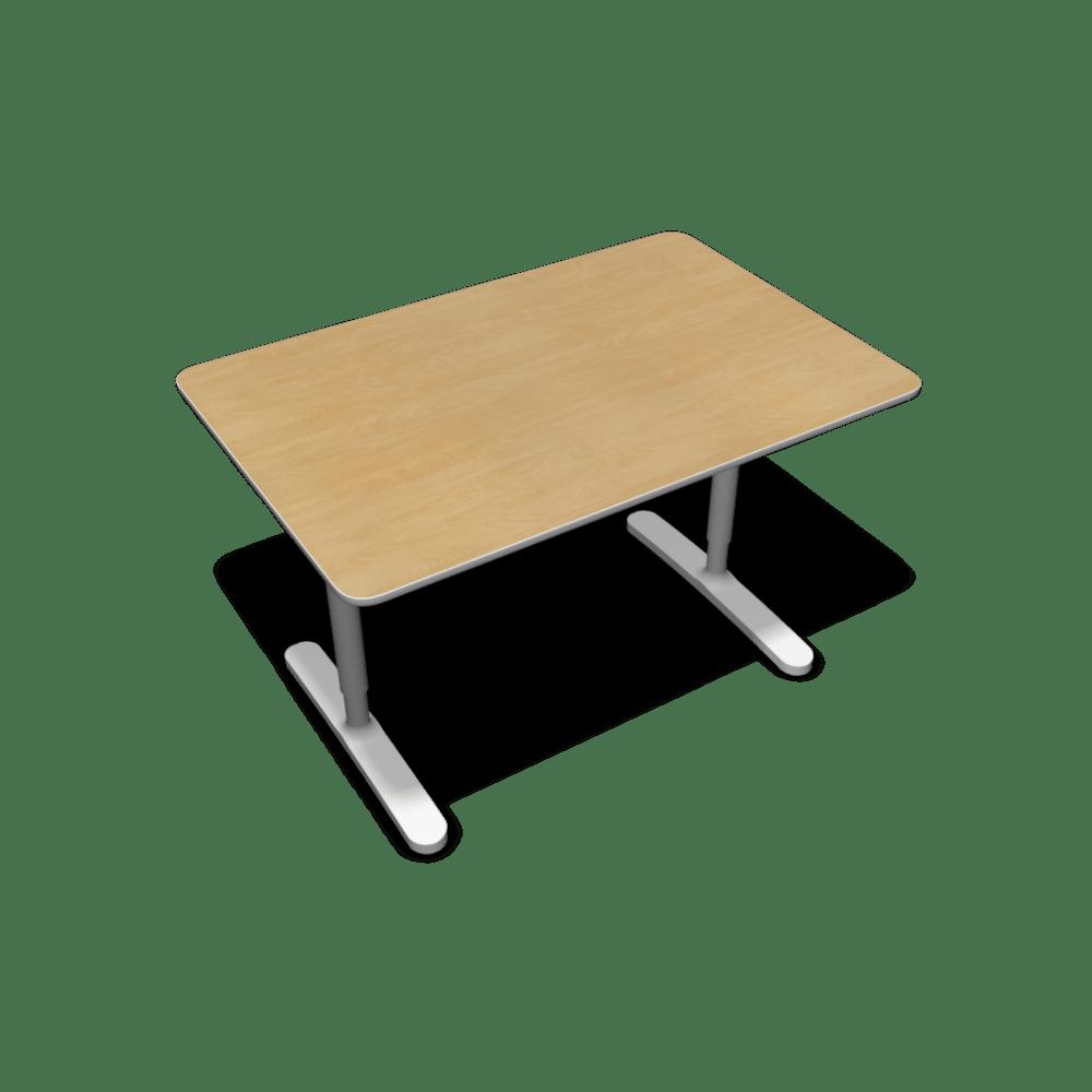 Ikea Bekant Tischplatte Ikea Bureau 120 X 80 Wit Bureau Ikea