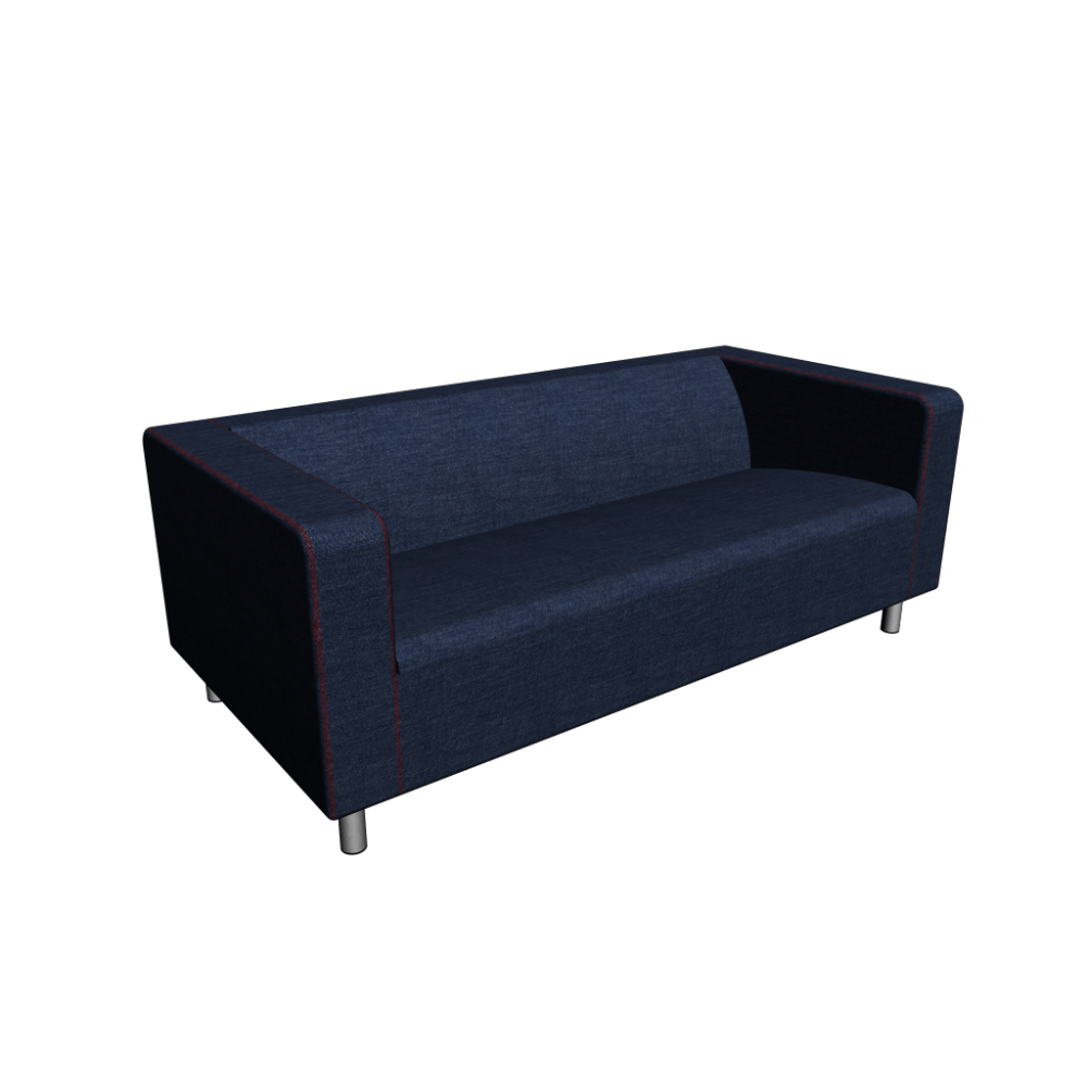 Bettsofa Ikea Blau Ikea 2er Sofa Klippan Sofa Ideas