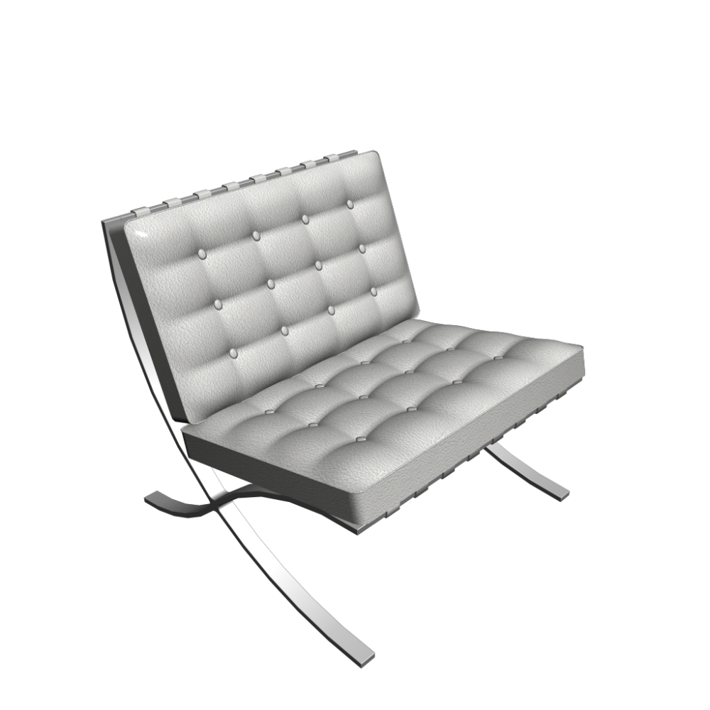Barcelona Sessel Knoll Barcelona Chair Design And Decorate Your Room In 3d